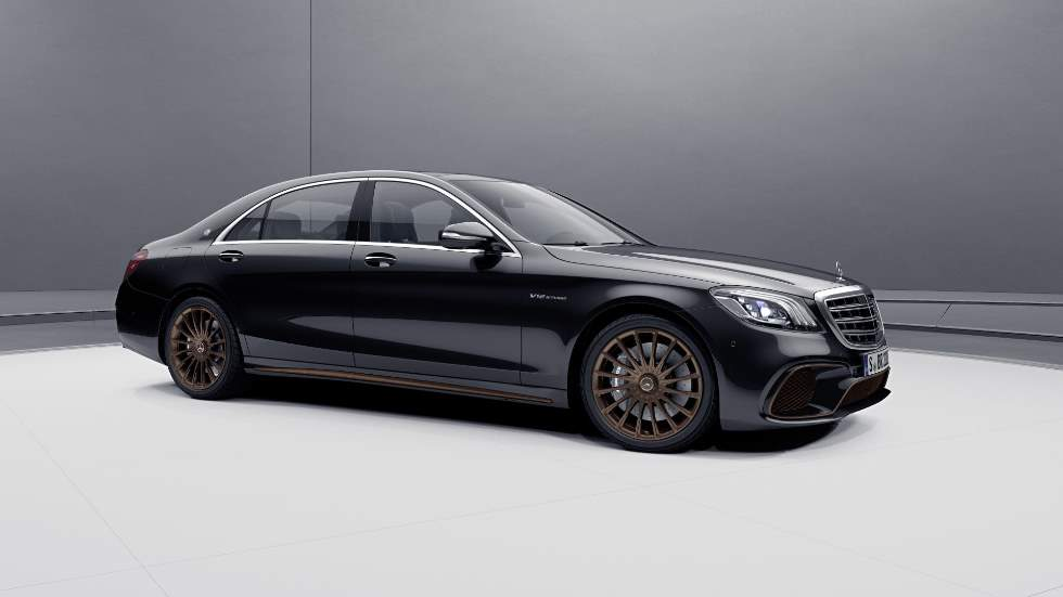 Mercedes-AMG S 65 Final Edition: ¿el último V12?