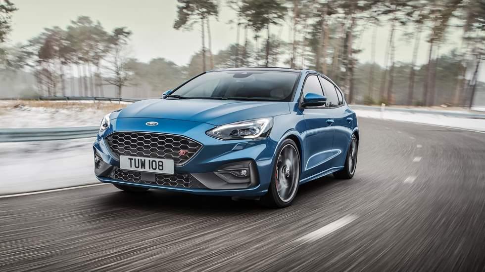 Ford Focus ST 2019, a prueba el nuevo GTi de Ford