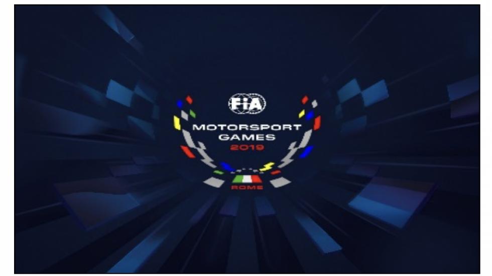 """Lanzamiento de los """"FIA Motorsport Games"""""""