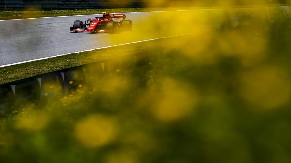 GP de Austria de F1 (FP3): Charles Leclerc fue el más rápido