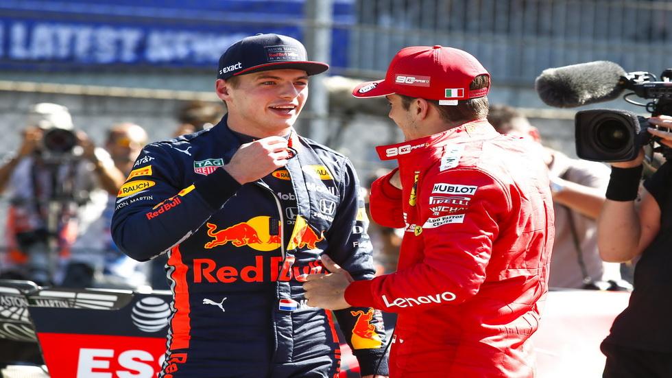 GP de Austria de F1: así queda la parrilla de salida