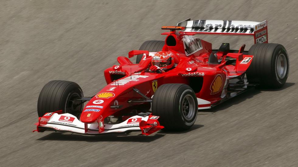 Mick Schumacher pilotará un Ferrari de su padre en Hockenheim