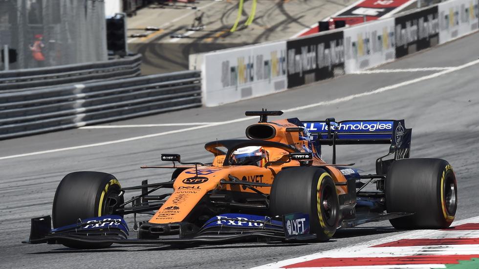 GP de Austria de F1: ¡impresionante remontada de Sainz!
