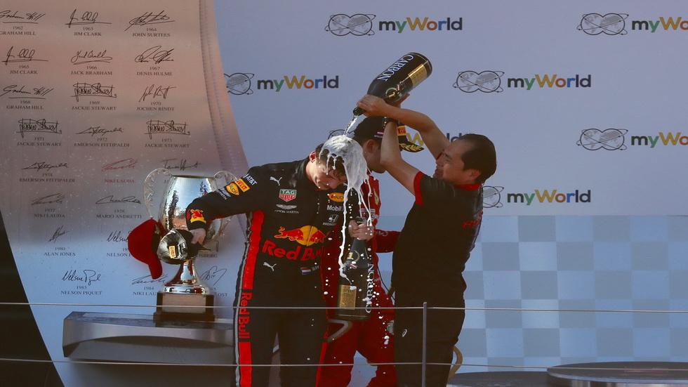 GP de Austria: victoria para Verstappen tras la decisión de los comisarios