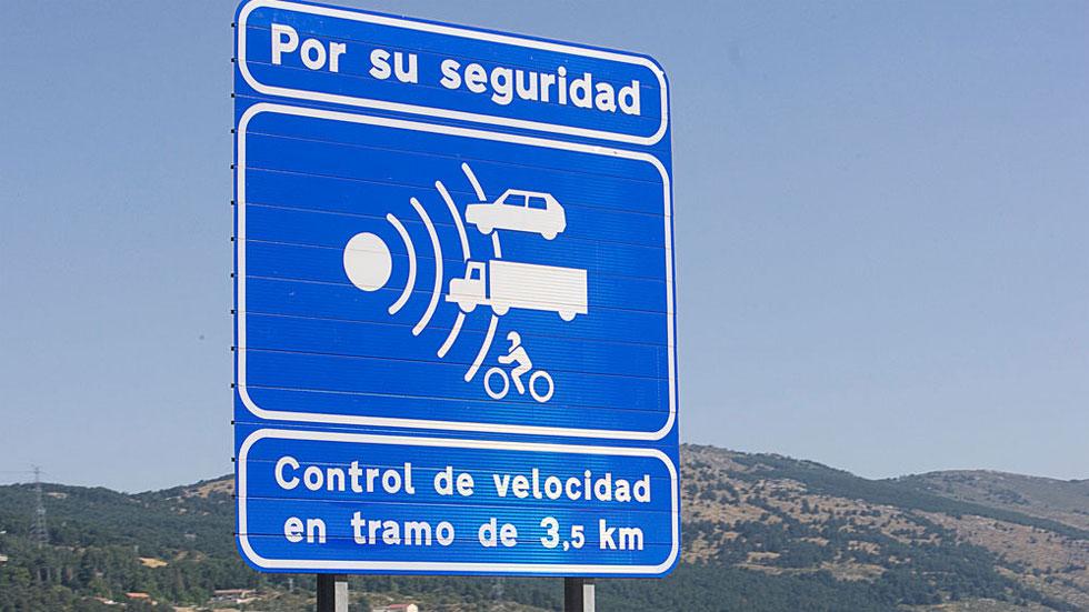 Radares de tramo de la DGT: así funcionan y cómo multan en carretera