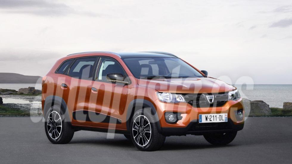 Dacia Duster 2020: más derivados y nuevos SUV aumentarán la familia