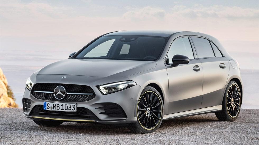 Mercedes A250 e híbrido enchufable: el nuevo compacto, ¿llega en septiembre?
