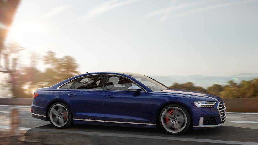 Audi S8: así es el nuevo lujo más deportivo de Audi