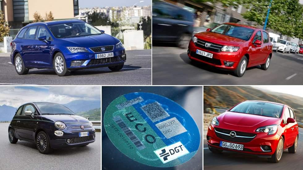 Los coches de gas más vendidos en España: Opel Corsa, Seat León, Sandero…