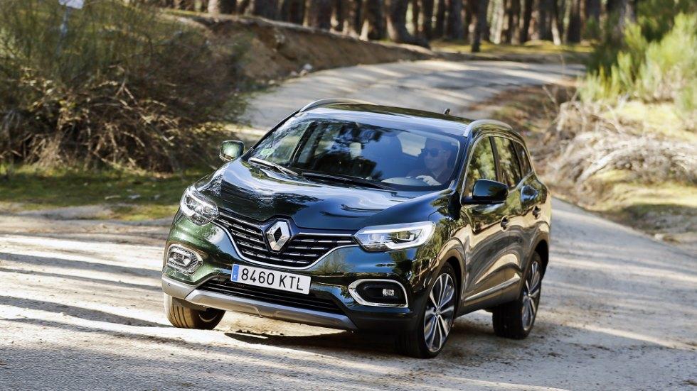 Renault Kadjar TCE 140: prueba y mediciones al nuevo SUV compacto de gasolina