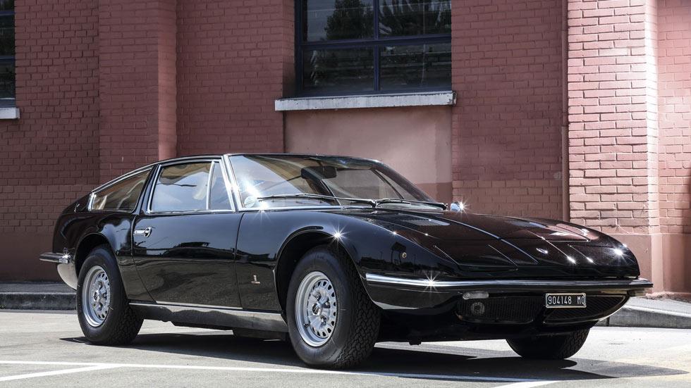 Maserati Indy Coupé: fotos y datos de todo un clásico que cumple 50 años