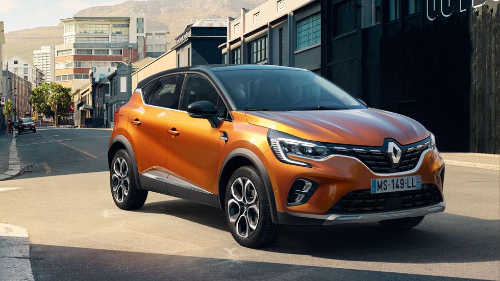 Nuevo Renault Captur: el SUV urbano francés cambia por completo (vídeo)
