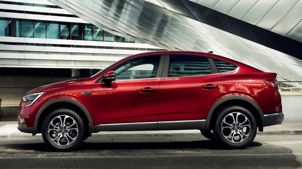 Dacia Arkana 2020: ¿el nuevo Duster coupé?