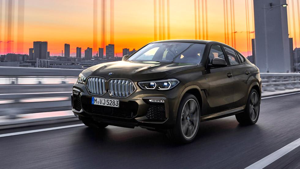 BMW X6 2020: así se renueva el gran SUV coupé
