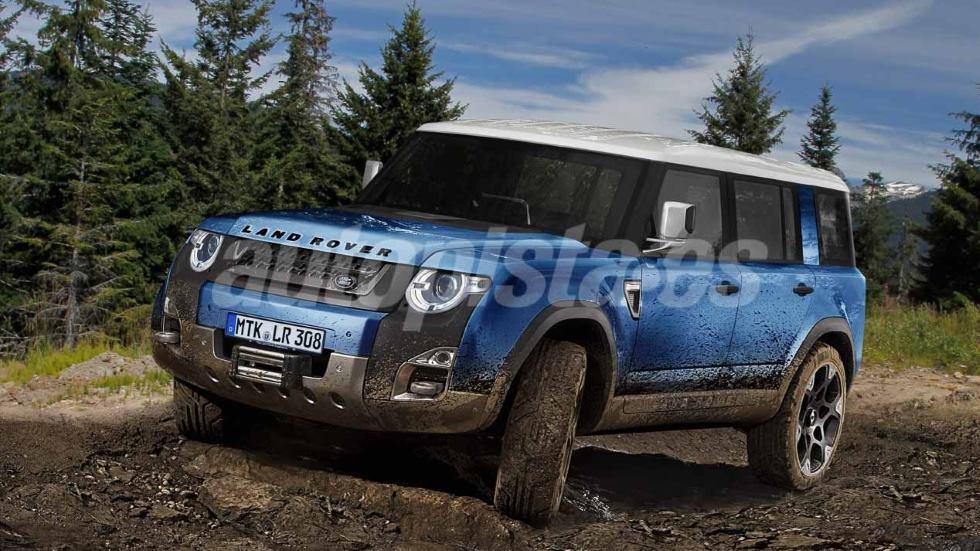 Land Rover Defender 2020: 3 tamaños, 6 motores y hasta 8 plazas para el todoterreno
