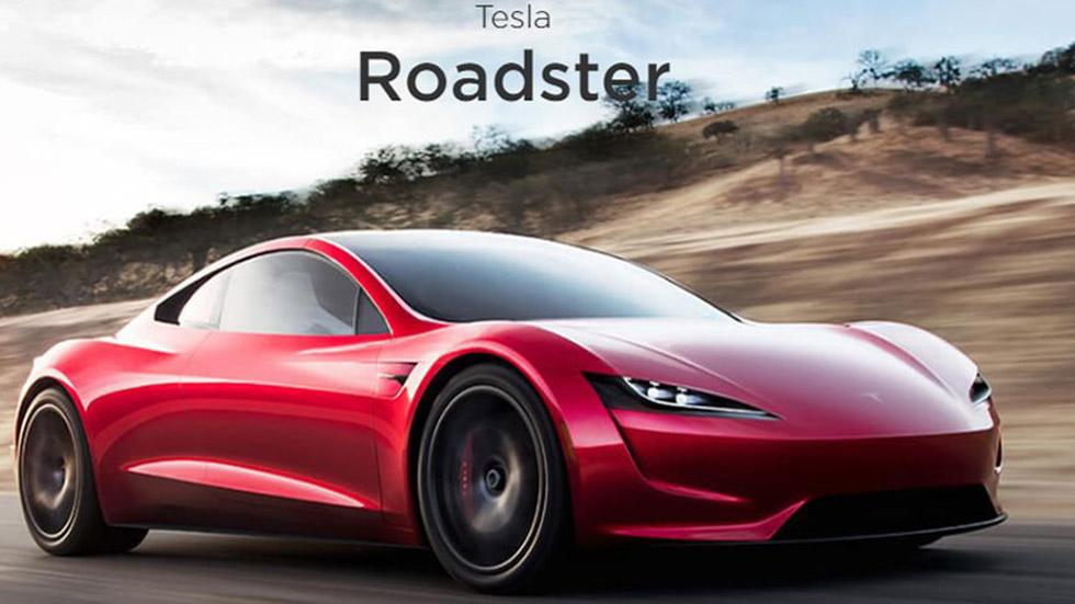Tesla Roadster 2020: el nuevo deportivo, con hasta 1.000 km de autonomía eléctrica