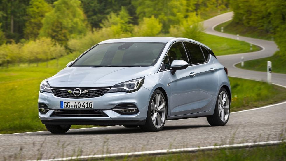 Opel Astra 2019: fotos y datos oficiales de un nuevo compacto... ¡sorprendente!