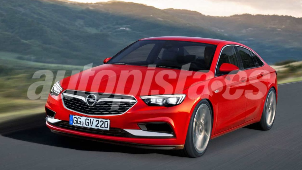 Opel Insignia 2020: todo lo que sabemos de la berlina que se renueva este año