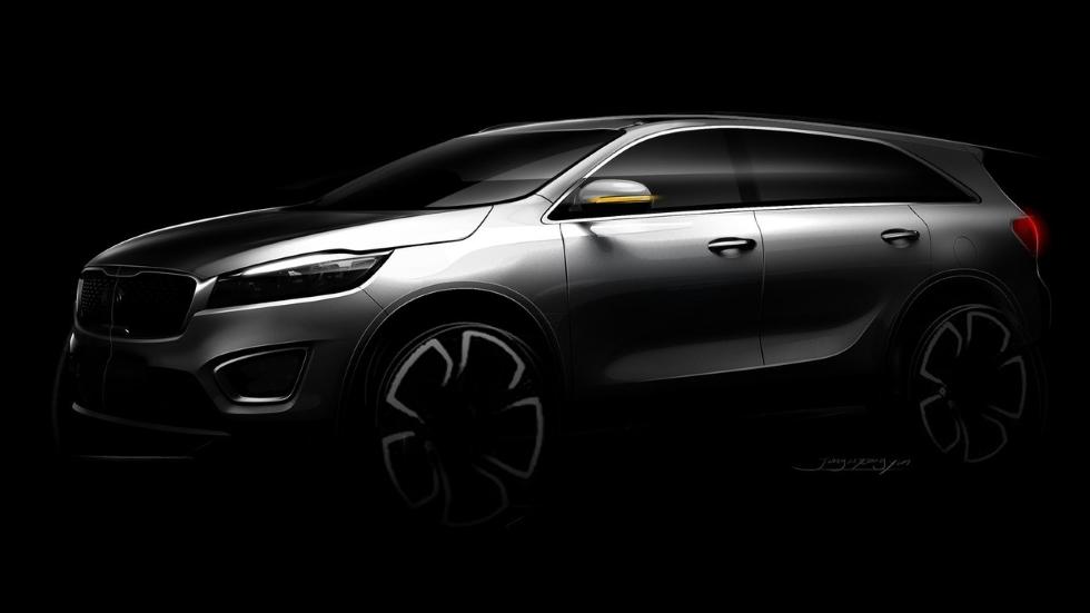 Kia Sorento 2020: el SUV estrenará generación y nuevas versiones híbridas