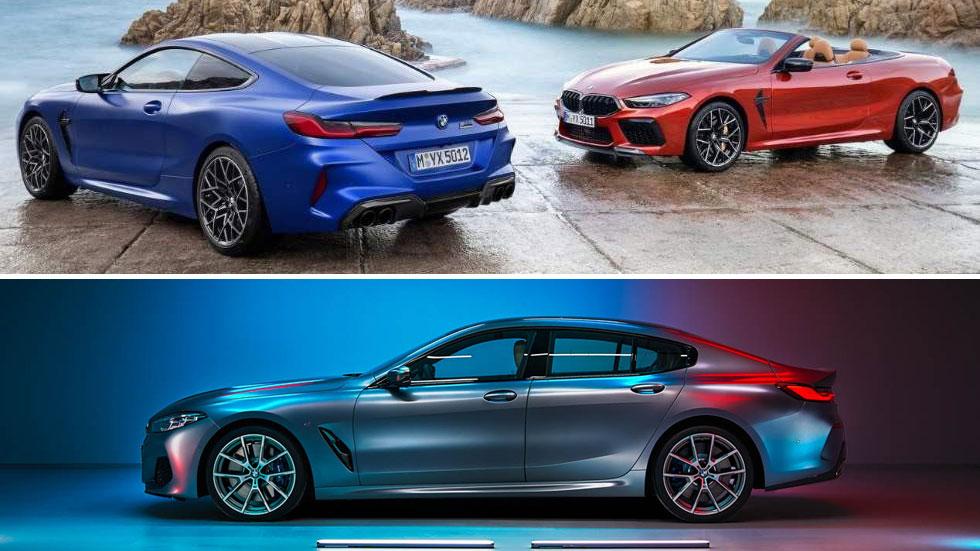 BMW Serie 8 Gran Coupé y M8 Competition: ¡arranca su producción!