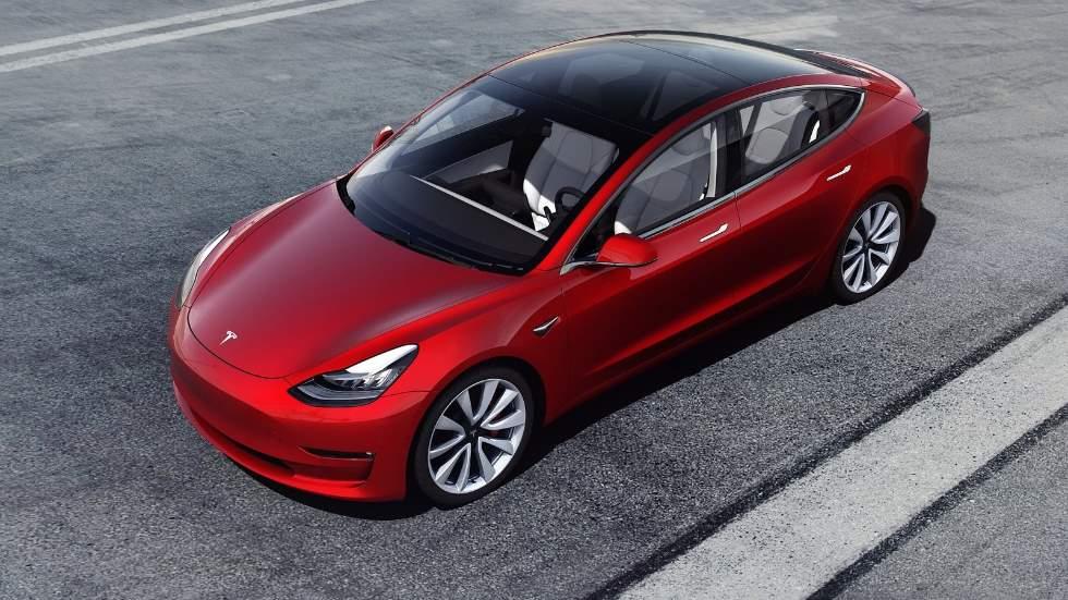Tesla establece un nuevo récord de ventas de sus coches eléctricos