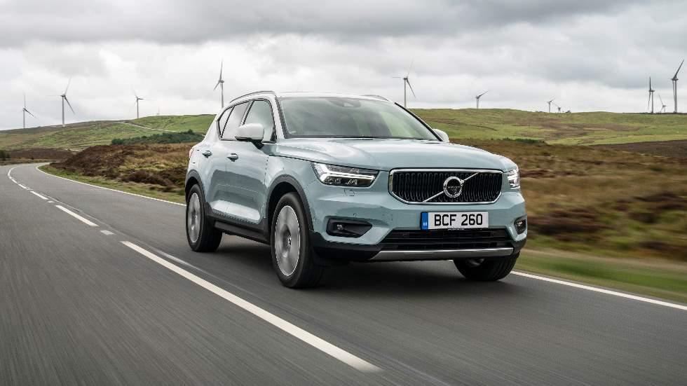 Volvo XC40 2020: nuevos motores y renovación de gama para el SUV