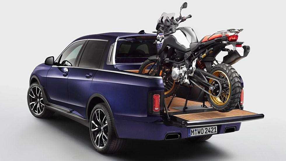 BMW X7 Pick-up Concept: todas las fotos y datos oficiales