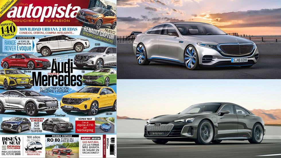 Especial Revista Autopista 3108: Audi contra Mercedes, nuevos Renault Captur, SQ8, Skoda Superb, Evoque…