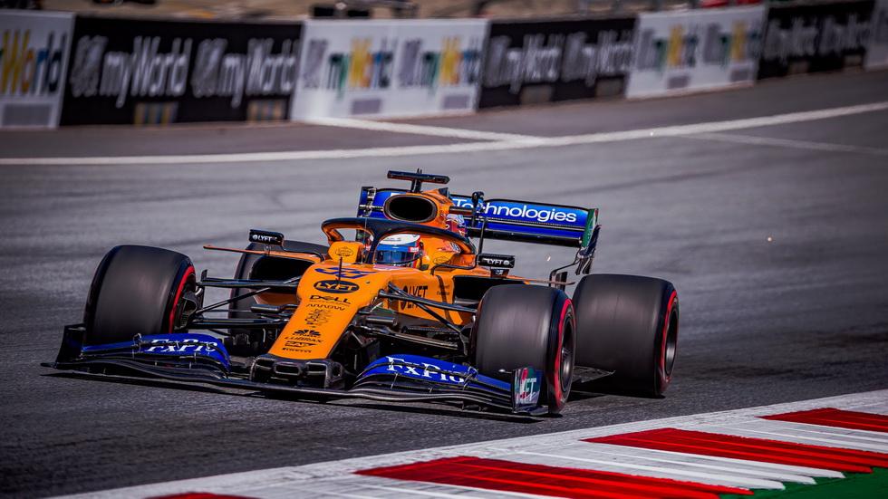 GP de Gran Bretaña de F1: Sainz corre en casa de McLaren