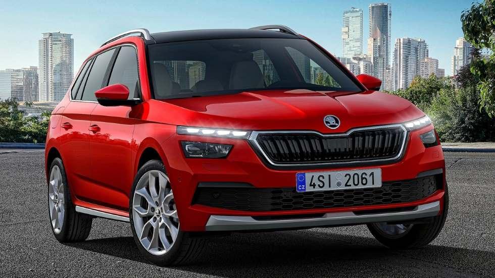 Skoda Kamiq 2019: fotos, datos y primeros precios para Europa del nuevo SUV