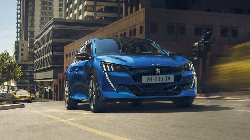 Peugeot 208 y e-208 2019: precios para España y datos del nuevo utilitario