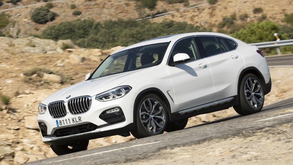 BMW X4 Xdrive 20d: probamos el SUV con su motor diésel de acceso