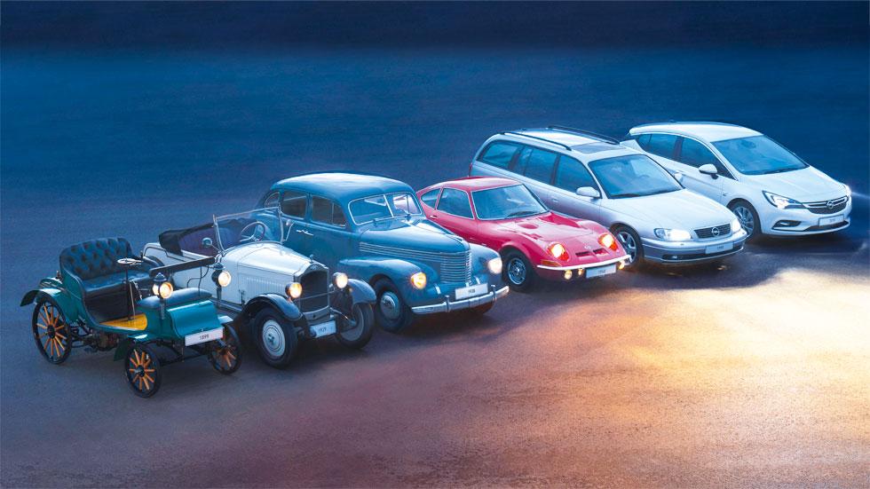 Opel cumple 120 años: una historia de coches inconfundibles que descubrimos