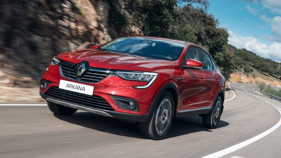 Renault Arkana: más fotos, datos y primer precio del nuevo SUV coupé, ya realidad