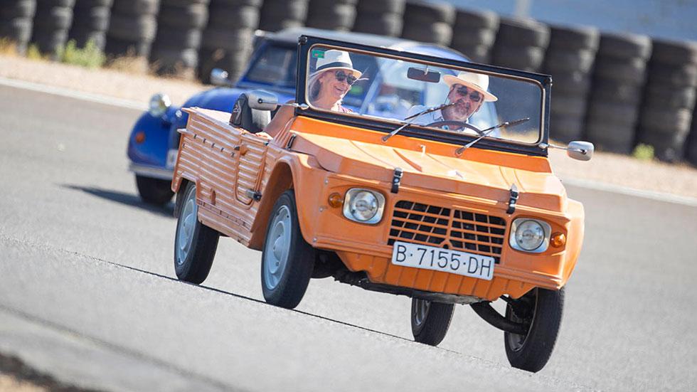 Gran éxito de la celebración del centenario de Citroën: descárgate aquí las fotos