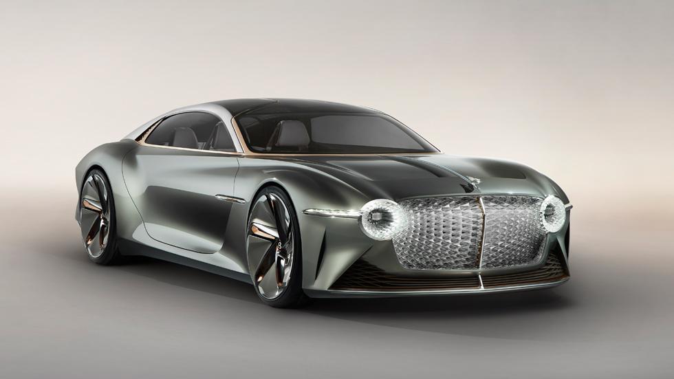 Bentley EXP 100 Concept: el futuro de la movilidad de lujo