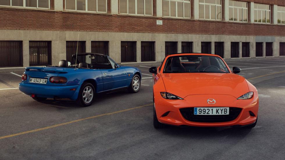 Mazda MX-5 30 Aniversario: el nuevo deportivo llega ya a España (precios)