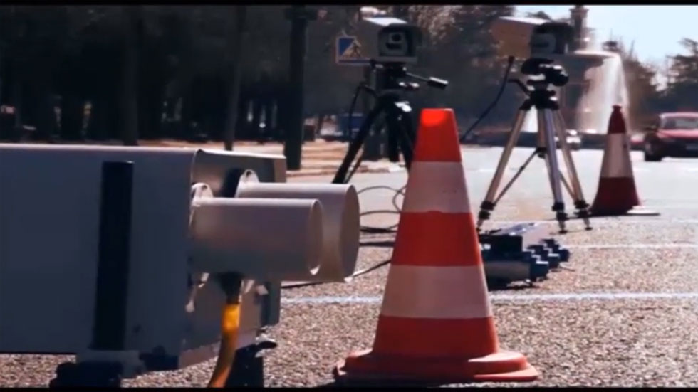 Los radares de contaminación ya funcionan: así controlan tu coche