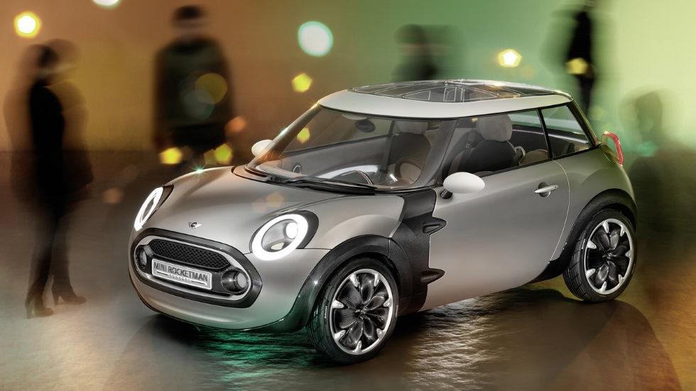 Mini Rocketman: el nuevo coche eléctrico podría llegar en menos de 3 años