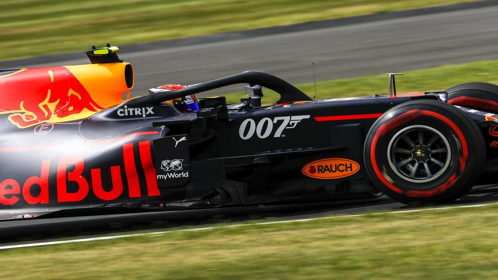 GP de Gran Bretaña de F1 (FP1): Pierre Gasly lidera la primera sesión