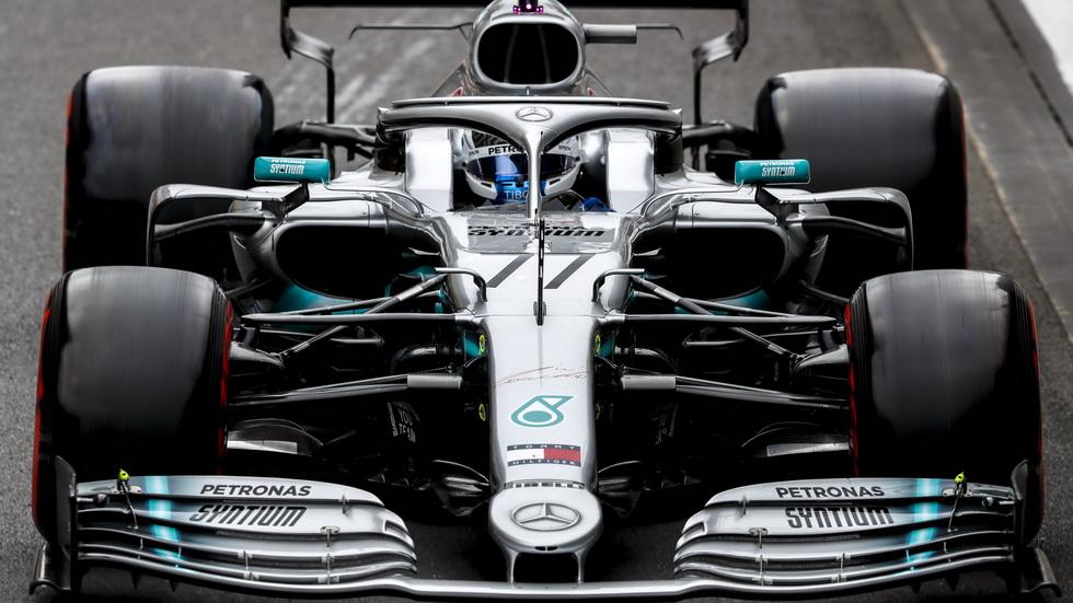 GP de Gran Bretaña de F1 (Q): pole position para Valtteri Bottas ¡por solo 6 milésimas!
