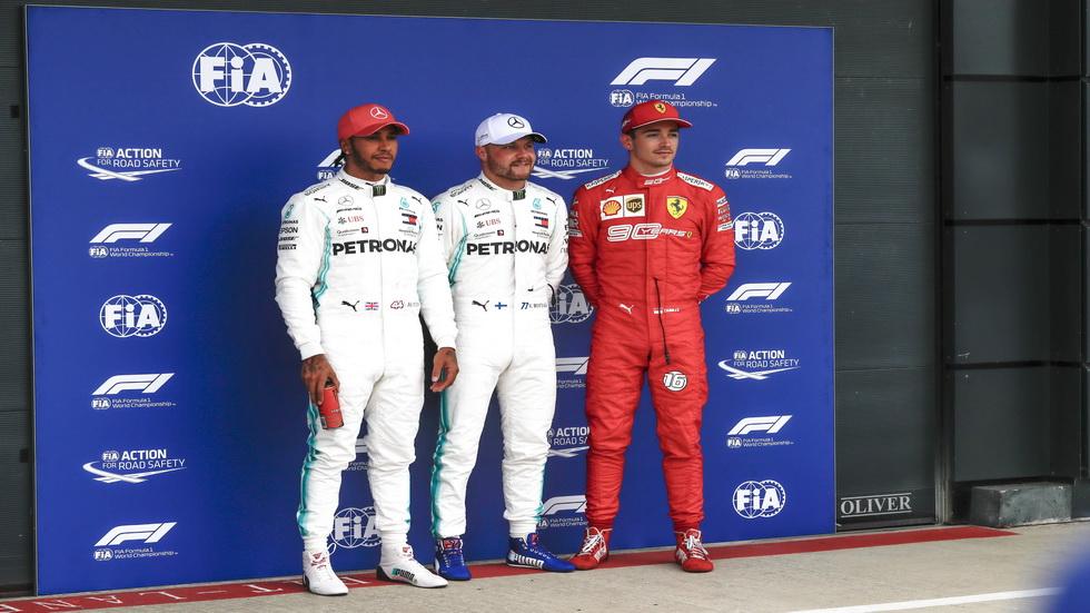 GP de Gran Bretaña de F1: estas son las posibles estrategias para la carrera