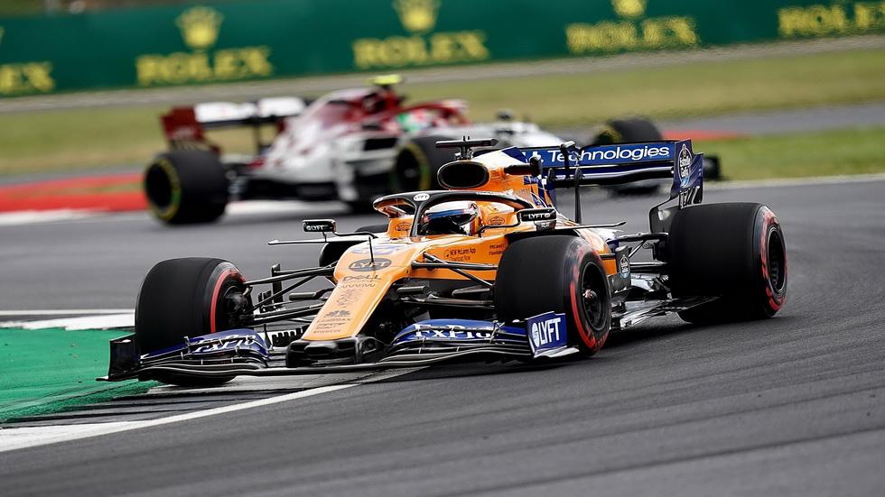 GP de Gran Bretaña: ¡impresionante sexta posición de Sainz!