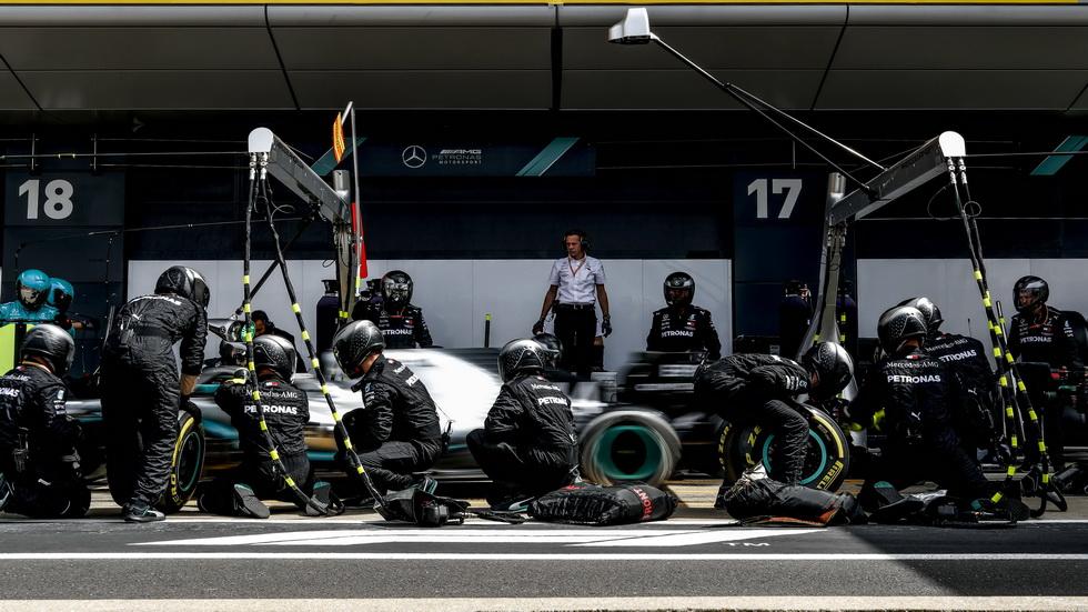 GP de Gran Bretaña de F1: victoria con una sola parada en boxes