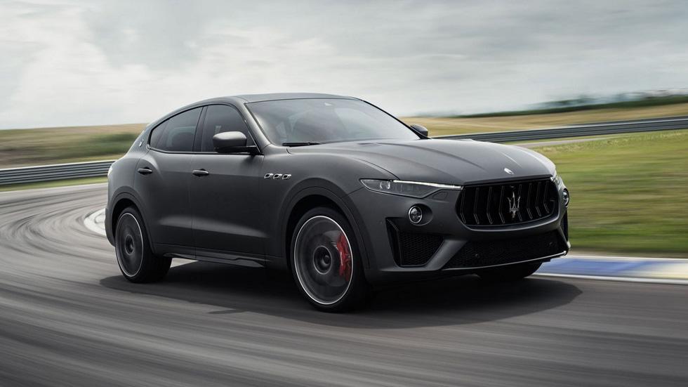 Maserati Levante Trofeo y GTS: los SUV más potentes de su historia, a la venta en España