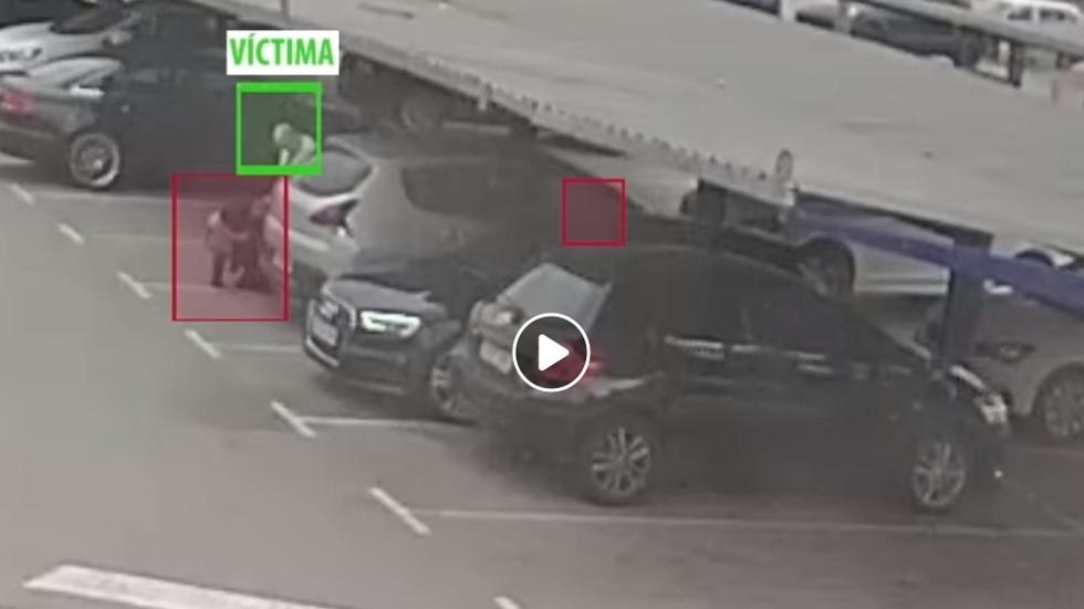 El nuevo método de los ladrones para robar en tu coche: así actúan, en vídeos