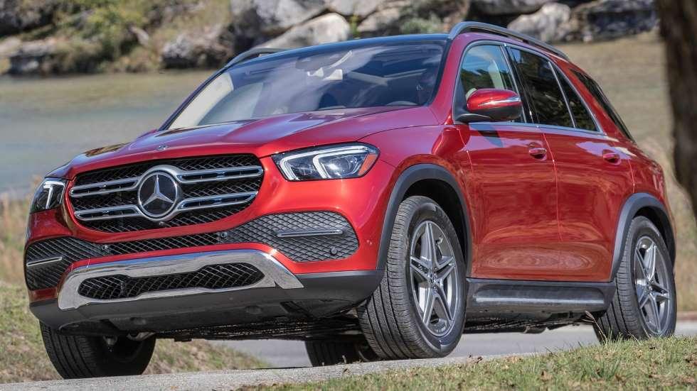 Mercedes GLE 2019: primera prueba del nuevo SUV