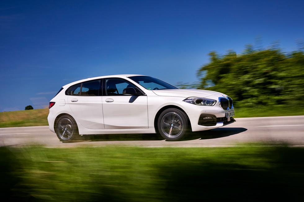 BMW Serie 1 2019: probamos la 3ª generación, la primera con tracción delantera