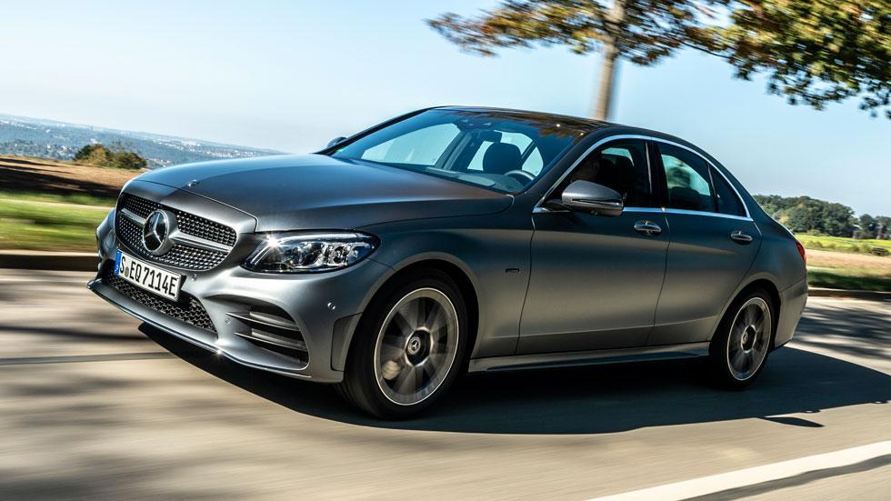 Mercedes C 300 de y C 300 EQ Boost: datos y precios de los nuevos híbridos, ya a la venta