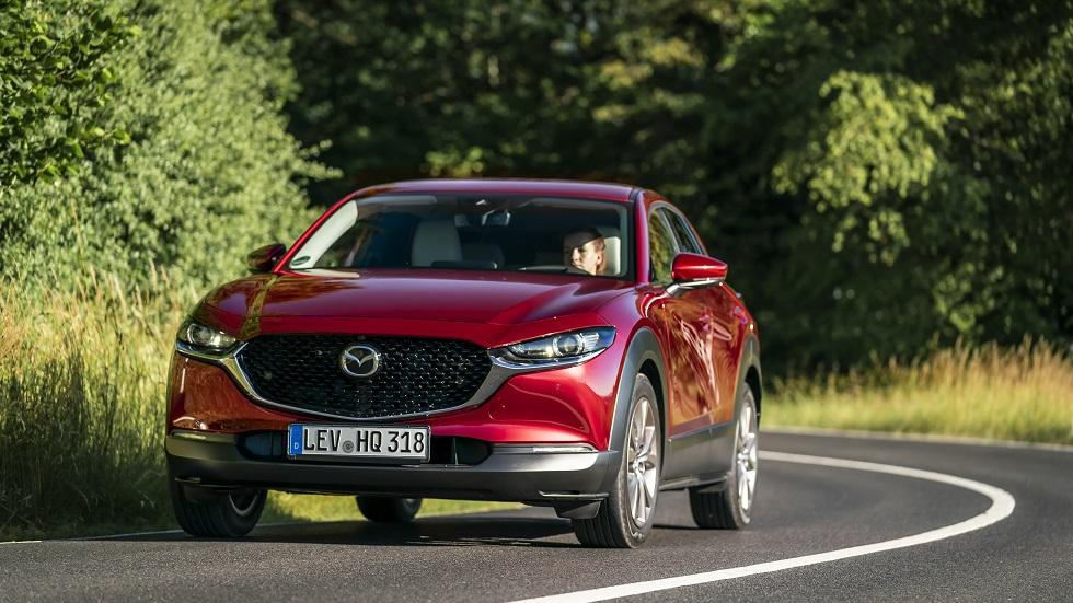 Mazda CX-30: probamos el nuevo SUV compacto, con base del Mazda 3